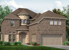 The Chessel - Build on Your Lot with Sandlin Homes: North Richland Hills, Texas - Sandlin Homes