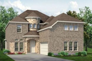 The Chessel JS - Build on Your Lot with Sandlin Homes: North Richland Hills, Texas - Sandlin Homes