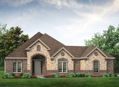The Madrid - Build on Your Lot with Sandlin Homes: North Richland Hills, Texas - Sandlin Homes