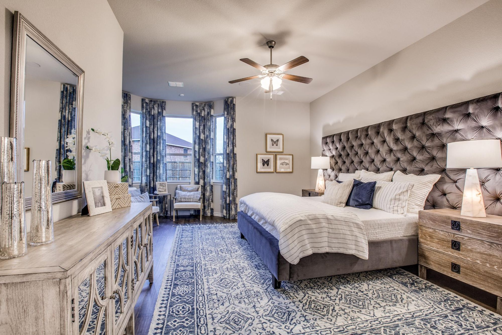 Bedroom featured in The Murray By Sandlin Homes  in Fort Worth, TX