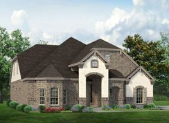 The Scottsdale II - Build on Your Lot with Sandlin Homes: North Richland Hills, Texas - Sandlin Homes