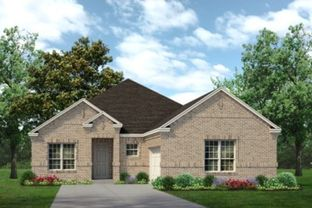 The Trinity JS - Build on Your Lot with Sandlin Homes: North Richland Hills, Texas - Sandlin Homes