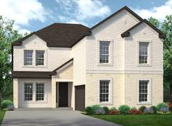 Remington JS - Mayfield Farms: Arlington, Texas - Sandlin Homes