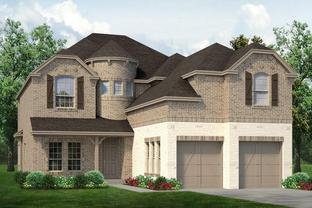 Chessel - Timberbrook: Justin, Texas - Sandlin Homes