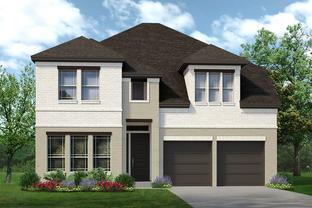 Silverstone - Timberbrook: Justin, Texas - Sandlin Homes