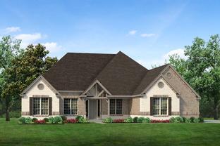 Kingswood - Joshua Meadows: Joshua, Texas - Sandlin Homes