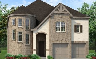Seeton Estates - Lakeview by Sandlin Homes in Fort Worth Texas