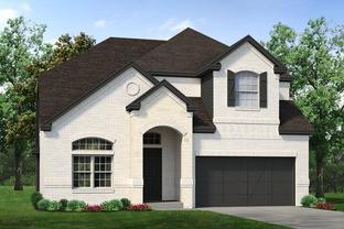 Murray - Will's Place: Arlington, Texas - Sandlin Homes