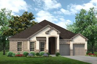 Westwood - Sheppard's Place: Waxahachie, Texas - Sandlin Homes