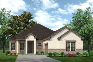 Trinity JS - Sheppard's Place: Waxahachie, Texas - Sandlin Homes