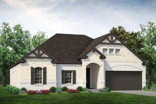 Colby - Prairie Oaks: Oak Point, Texas - Sandlin Homes