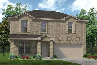 Parkhill - Palmilla Springs: Fort Worth, Texas - Sandlin Homes