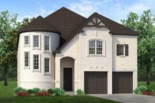 Dublin - Prairie Oaks: Oak Point, Texas - Sandlin Homes
