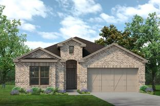 Wilshire - Palomino Estates: Benbrook, Texas - Sandlin Homes
