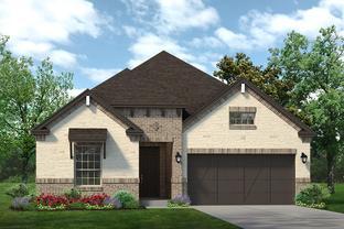 8900 Lavon - Country Lakes: Argyle, Texas - Sandlin Homes