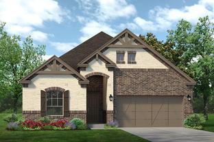 9100 Conroe - Country Lakes: Argyle, Texas - Sandlin Homes