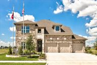Mayfield Farms by Sandlin Homes in Fort Worth Texas