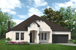 Bellaire - Sheppard's Place: Waxahachie, Texas - Sandlin Homes