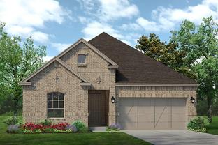 694 Harris Ridge - Edgefield: Arlington, Texas - Sandlin Homes