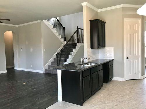 Kitchen-in-Windsor JS-at-Versailles Estates-in-Grand Prairie