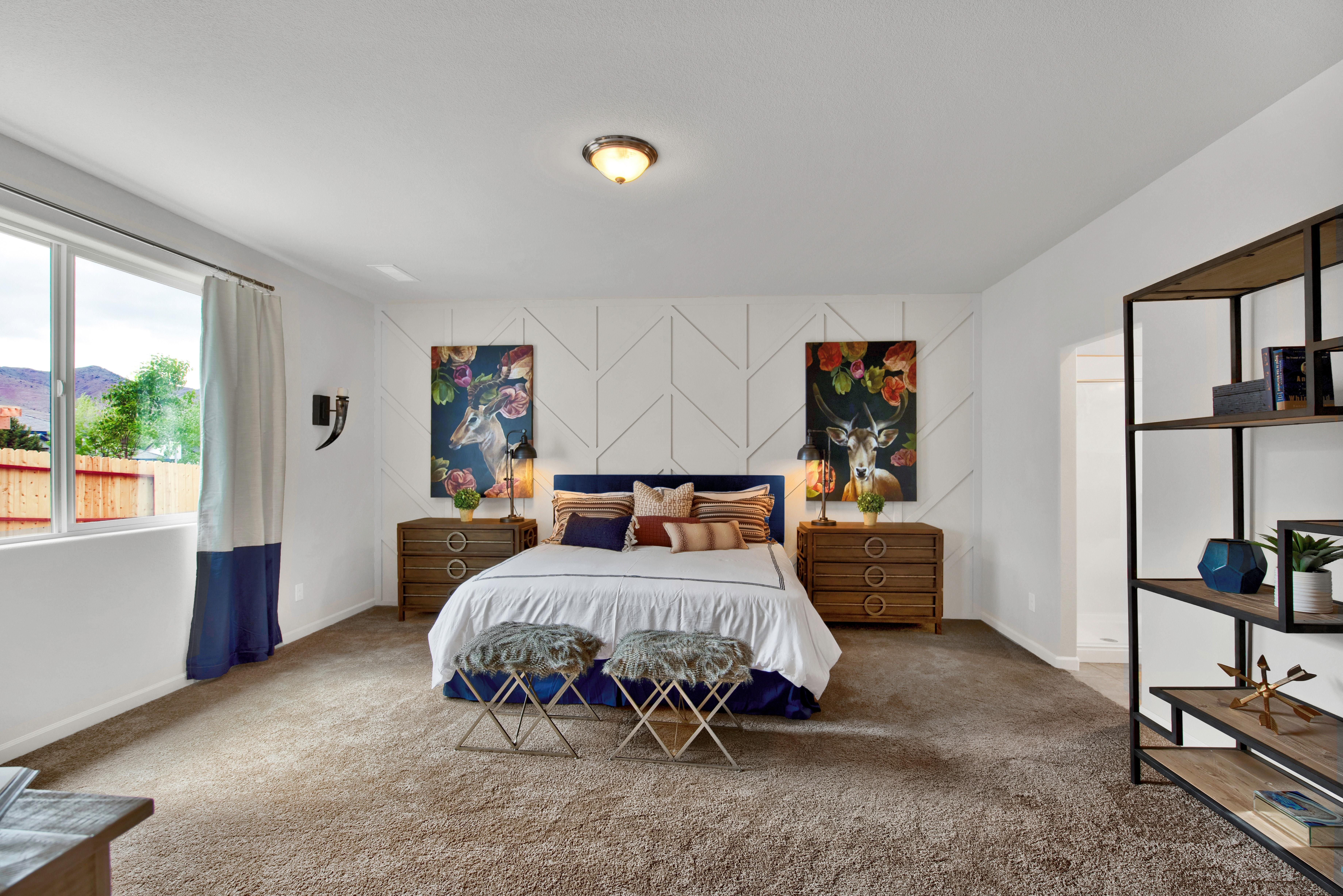 Bedroom featured in the Plan 1 By Santa Ynez Valley Construction in Reno, NV