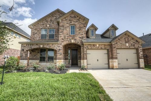 Firethorne New Homes For Sale In Houston Tx Newhomesource