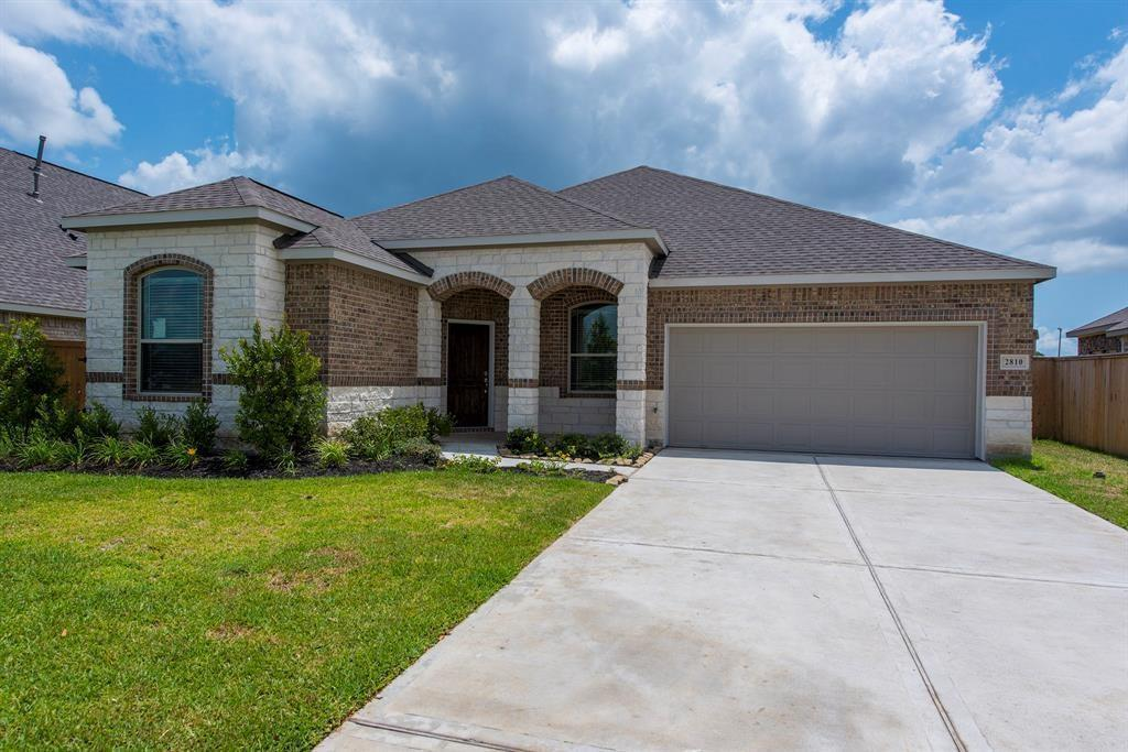 Lago Mar In Texas City Tx New Homes By Saratoga Homes