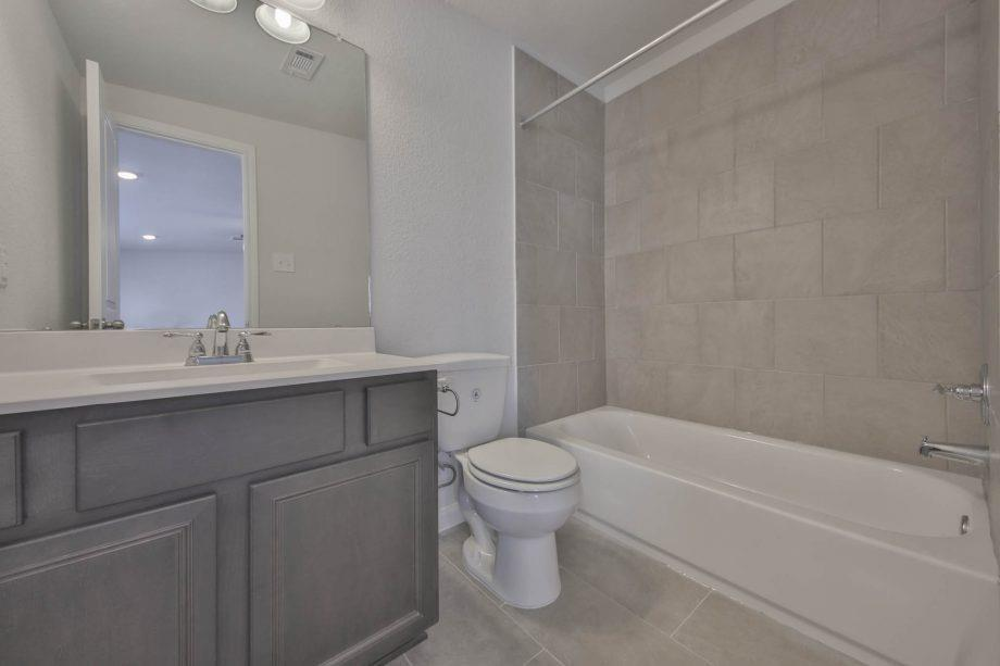 Bathroom featured in the Elise C GR By Saratoga in Houston, TX