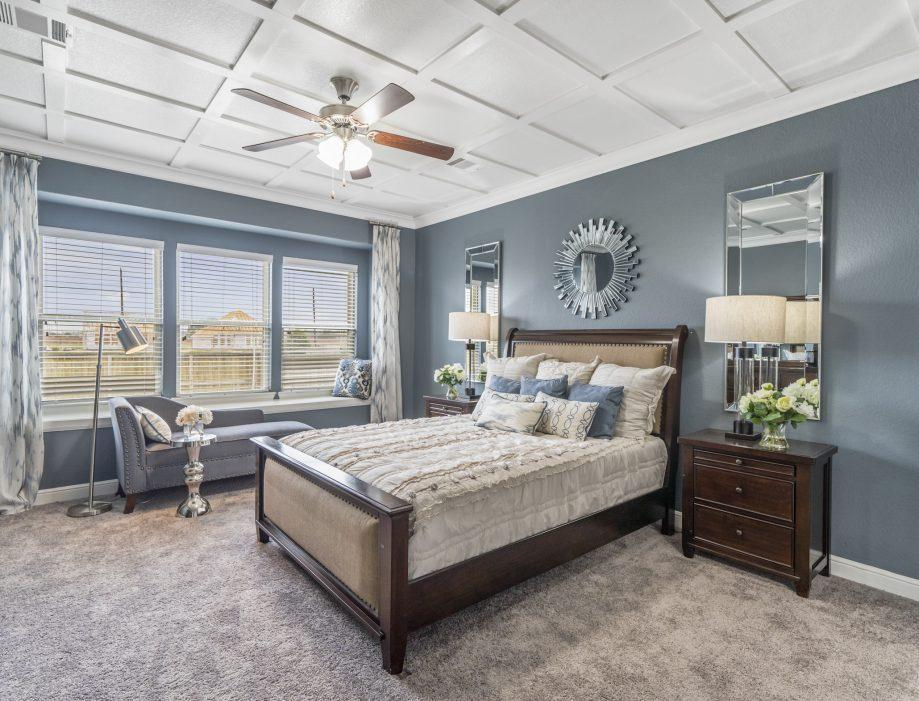 Bedroom featured in the Aurora S C 3CG By Saratoga in Houston, TX