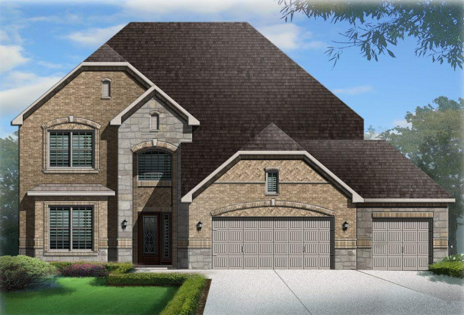 Exterior featured in the 2713 C By Saratoga in Killeen, TX