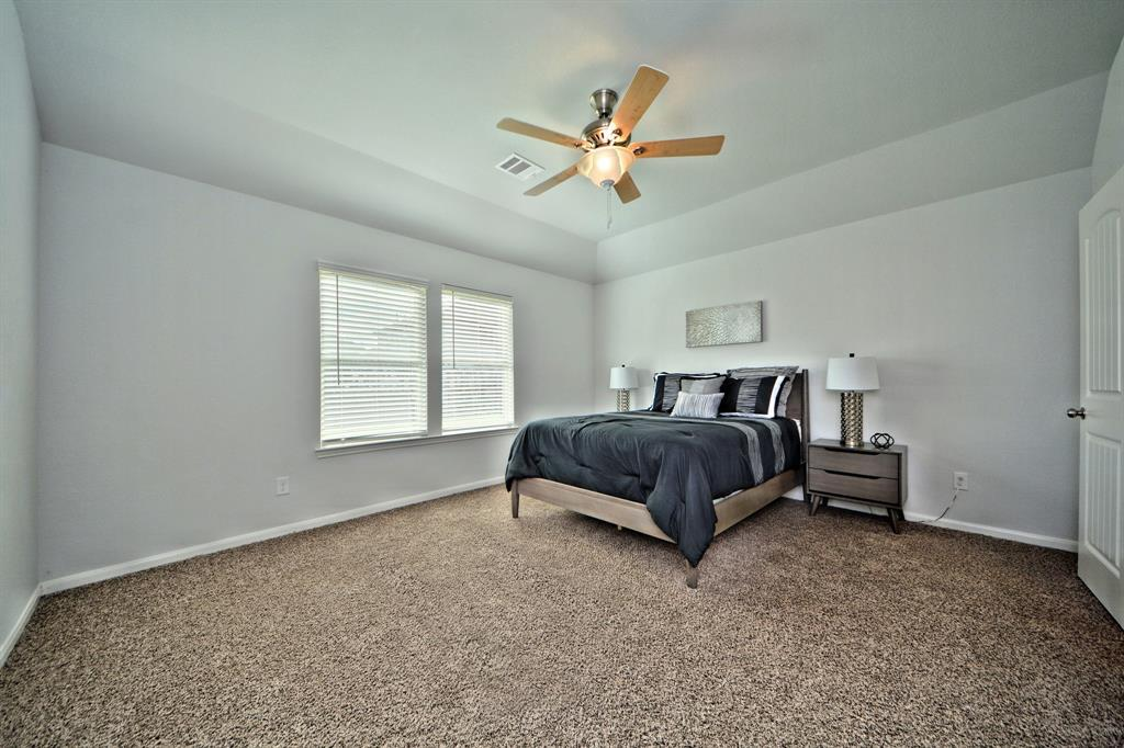 Bedroom featured in the Harley N C By Saratoga in Houston, TX
