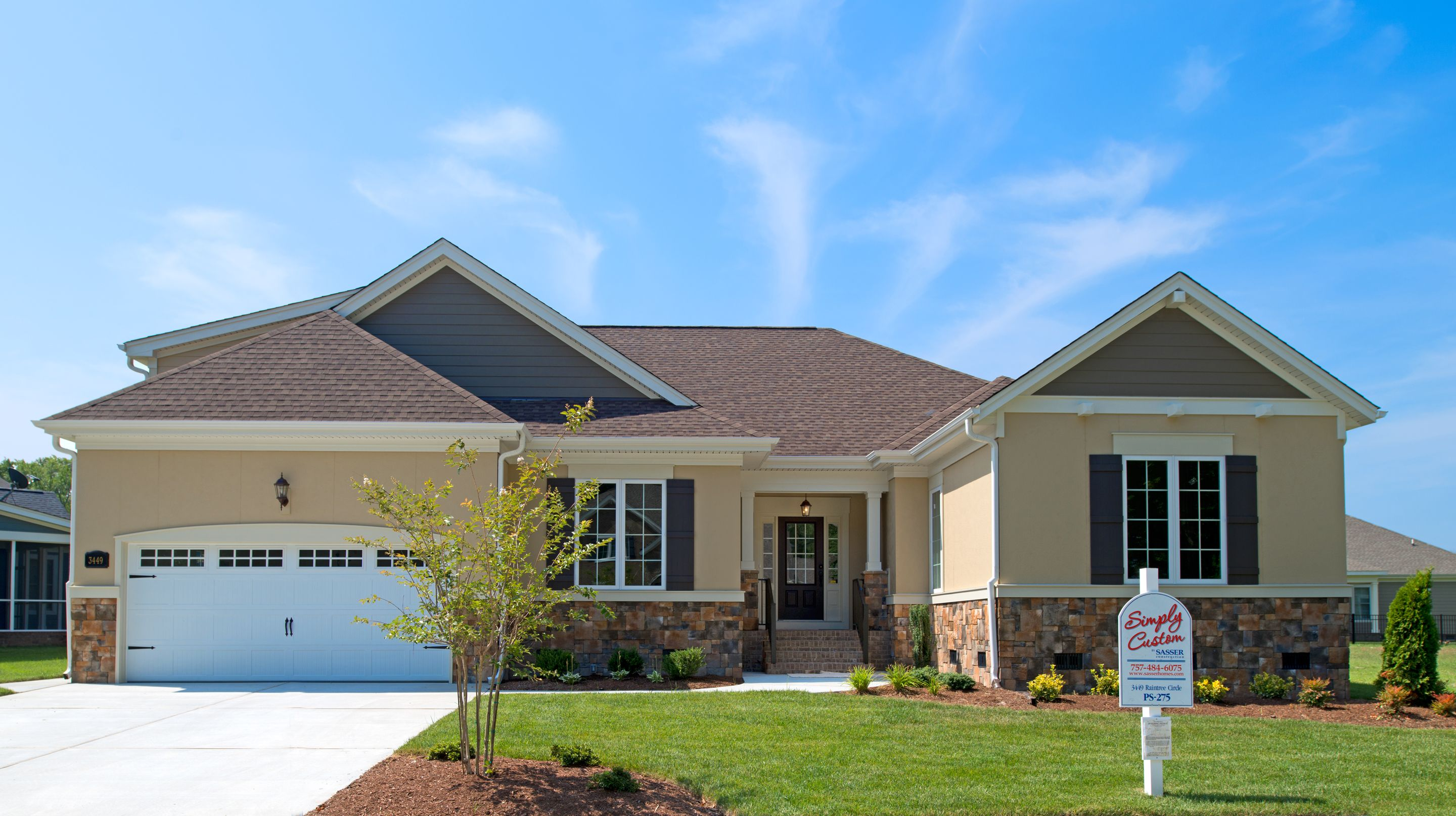 New Construction Homes For Sale Near Me