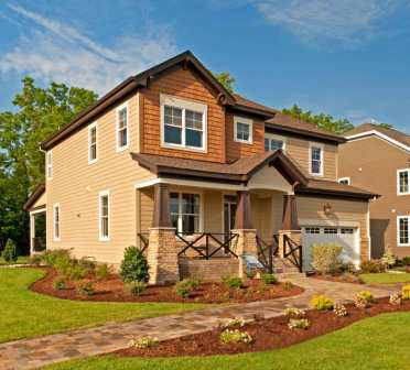 Exterior featured in the Model A By Sasser Construction LC  in Norfolk-Newport News, VA