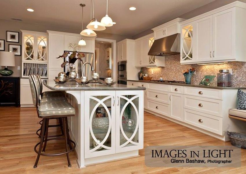 Kitchen featured in the Model I By Sasser Construction LC  in Norfolk-Newport News, VA