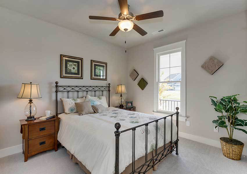 Bedroom featured in the Model M By Sasser Construction LC  in Norfolk-Newport News, VA