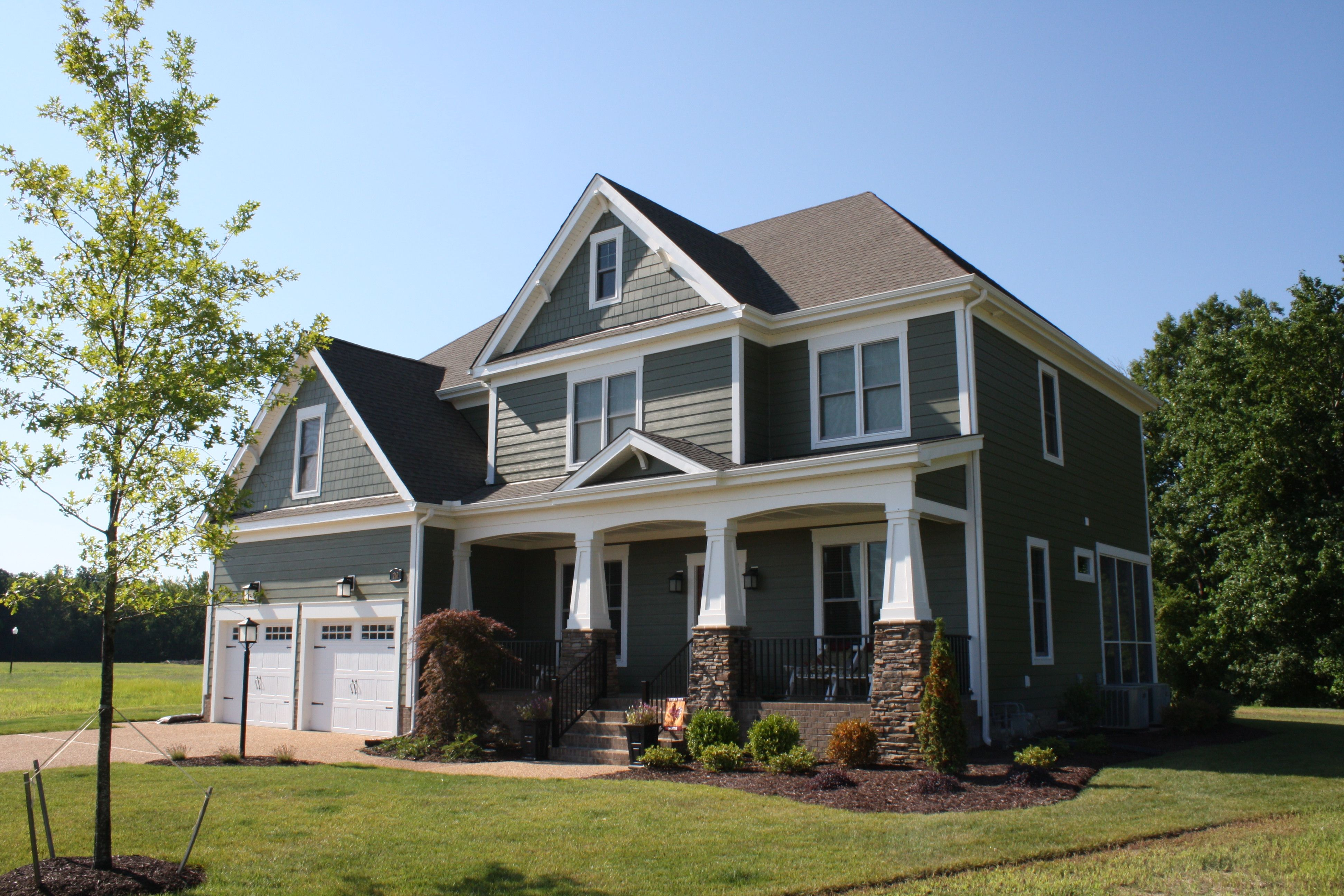 Exterior featured in the All Floor Plans By Sasser Construction LC  in Norfolk-Newport News, VA