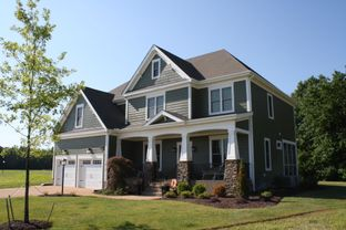 All Floor Plans - Sasser at The Waterfront at Parkside: Suffolk, Virginia - Sasser Construction LC