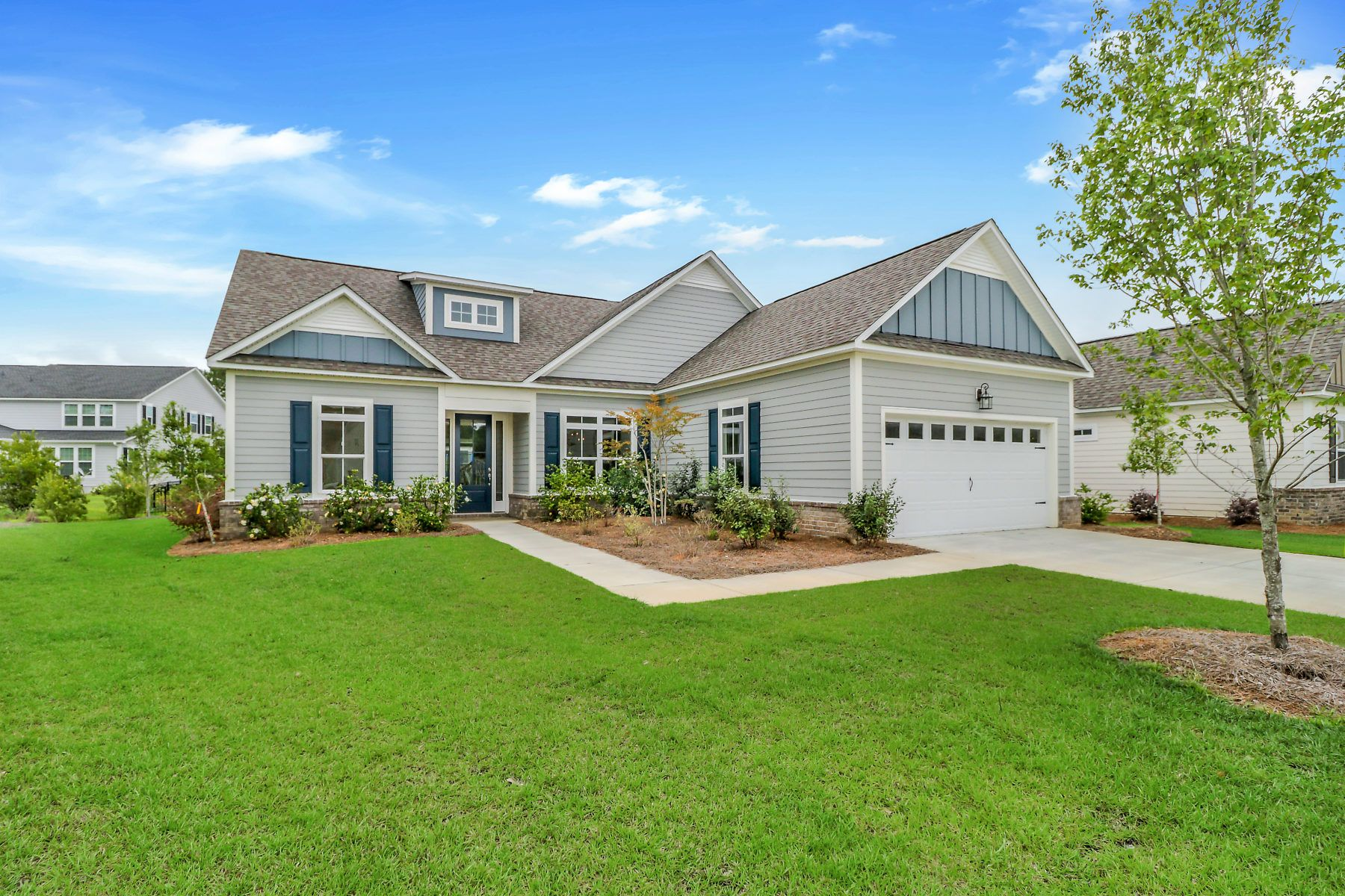 Exterior featured in The Hadley By New Home Builder Partners in Savannah, GA