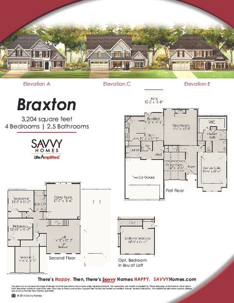 blalocks glen in raleigh nc new homes amp floor plans by stratton floor plan by savvy homes modern kitchen