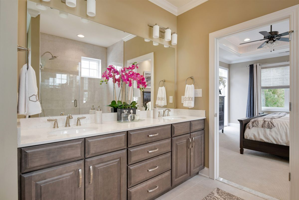 Bathroom featured in The Orchid By Schell Brothers in Sussex, DE