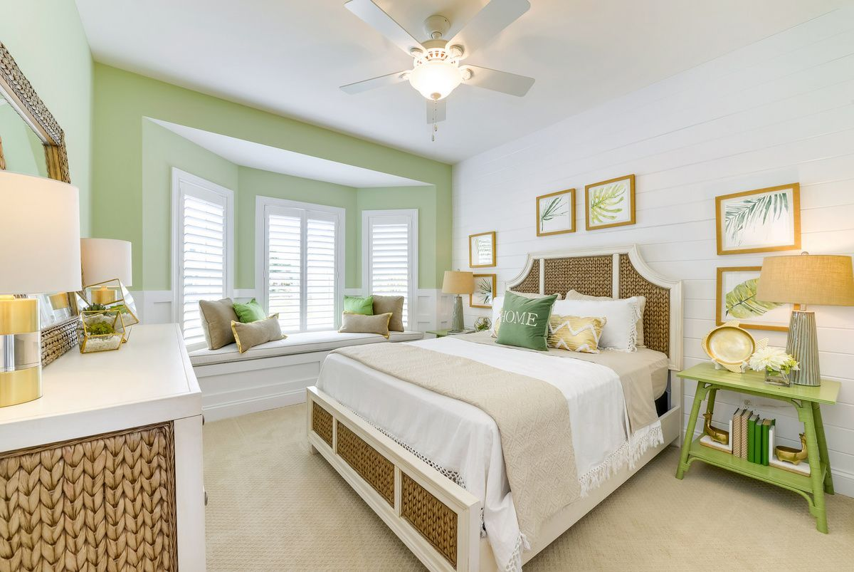 Bedroom featured in The Bluebell By Schell Brothers in Sussex, DE