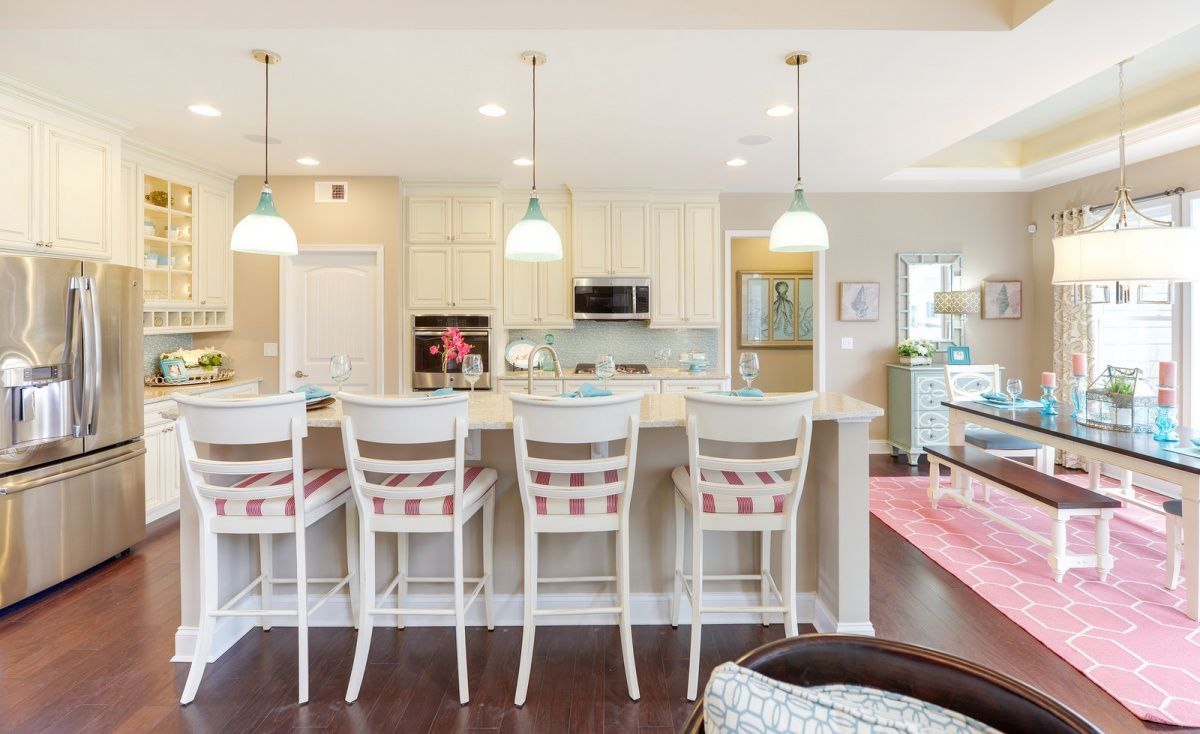 Kitchen-in-The Mayberry-at-Saddle Ridge-in-Lewes