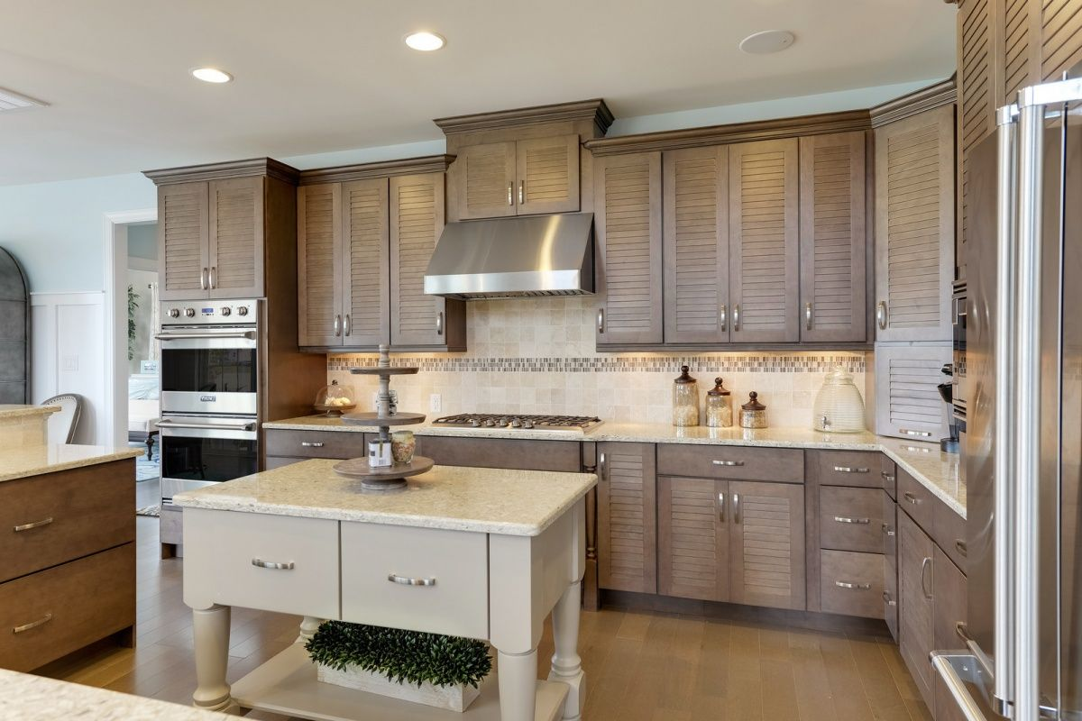 Kitchen featured in The Kingfisher By Schell Brothers in Sussex, DE