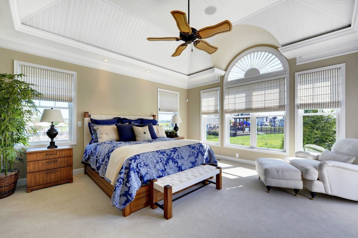 Bedroom featured in The Kingfisher By Schell Brothers in Sussex, DE