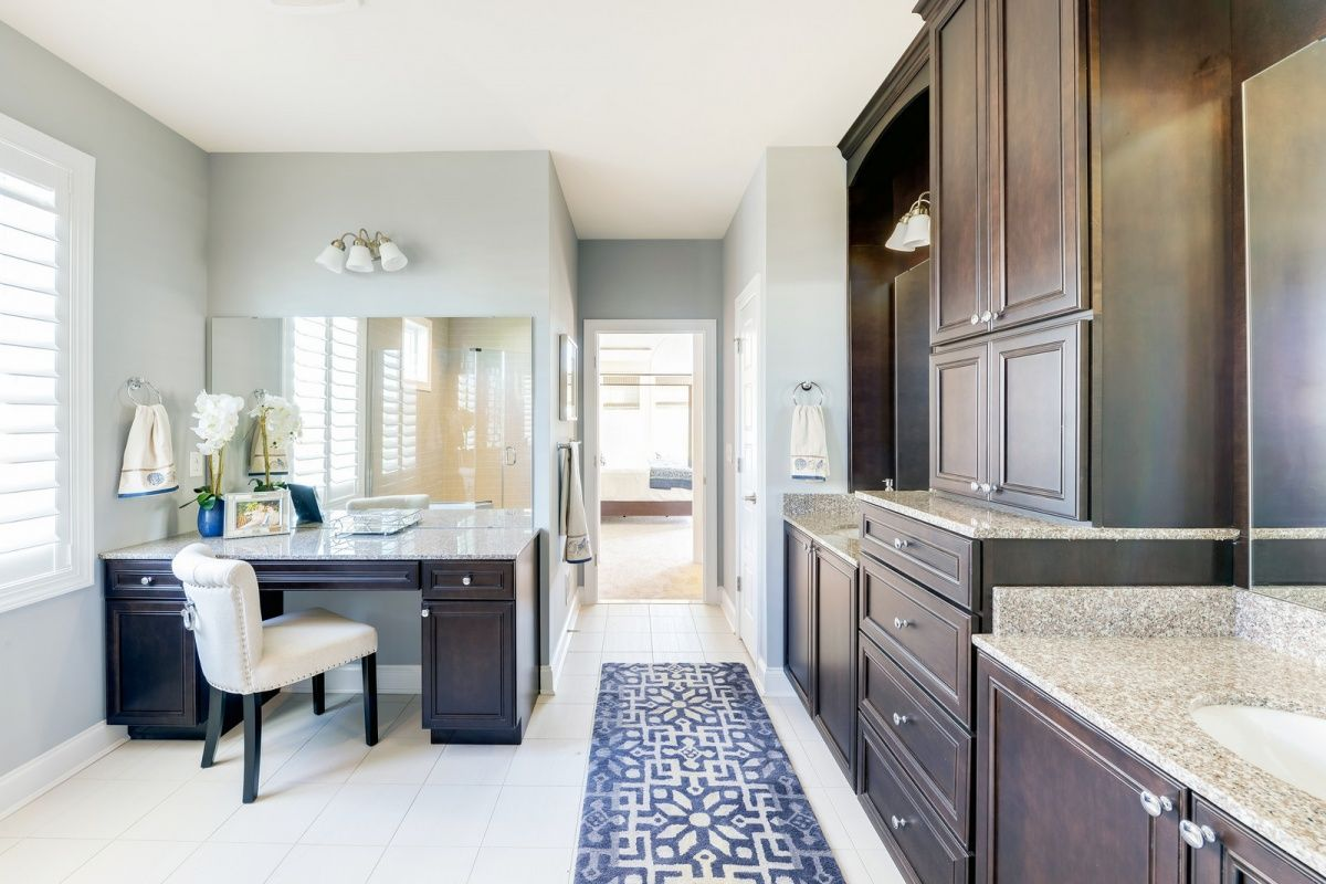 Bathroom featured in The Kingfisher By Schell Brothers in Sussex, DE