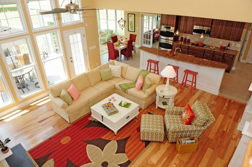 Greatroom-and-Dining-in-The Henlopen-at-Saddle Ridge-in-Lewes