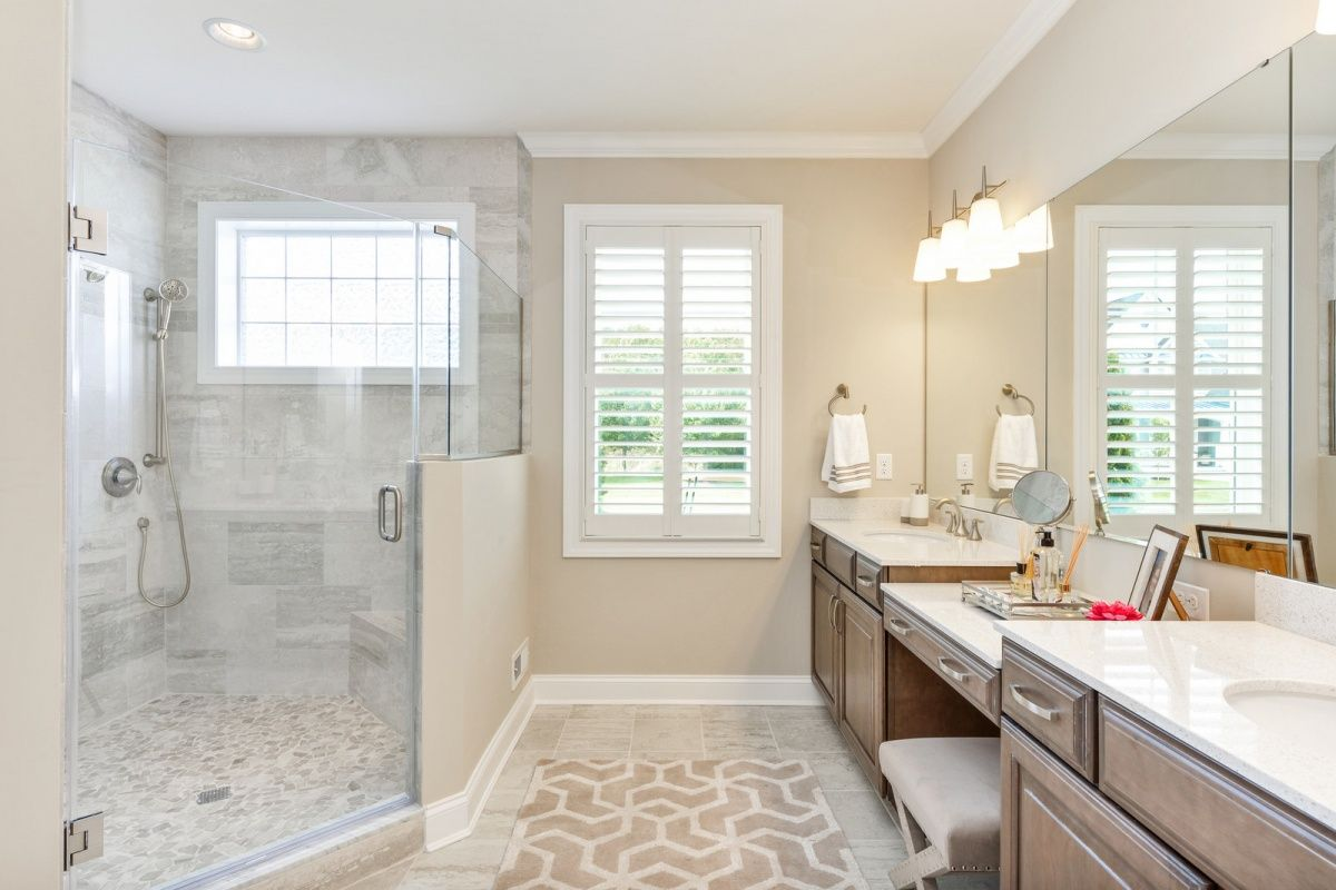 Bathroom featured in The Shearwater By Schell Brothers in Richmond-Petersburg, VA