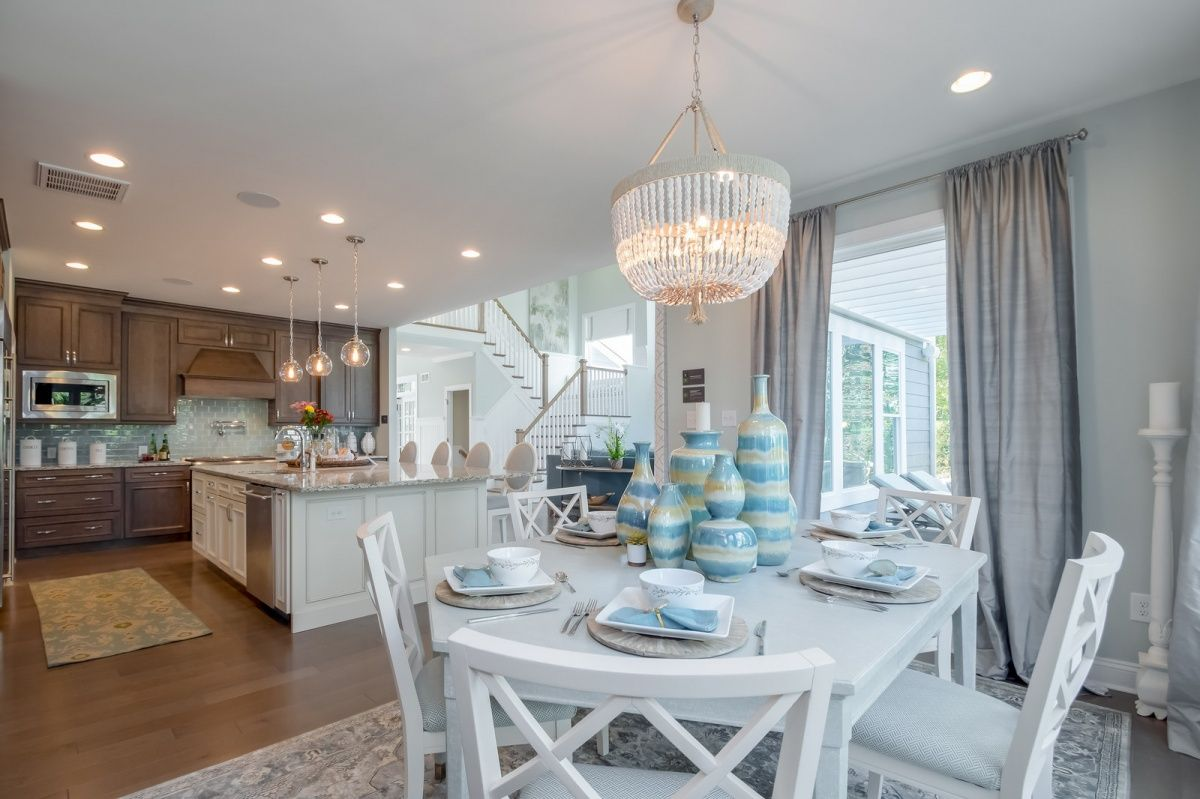 Kitchen featured in The Shearwater By Schell Brothers in Richmond-Petersburg, VA