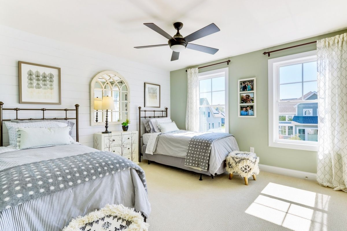 Bedroom featured in The Shearwater By Schell Brothers in Richmond-Petersburg, VA