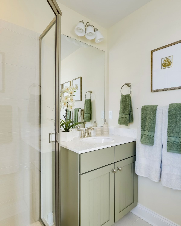 Bathroom featured in The Sanibel By Schell Brothers in Sussex, DE